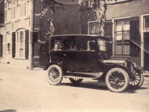 Chevrolet, c. 1920 (collectie M. van Well-Hagemeijer)